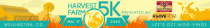 Harvest Farm 5K logo