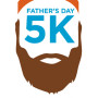 Father Day 5k T Shirt Front v1