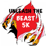 unleash the beast 5k logo
