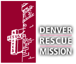 Denver rescue mission logo