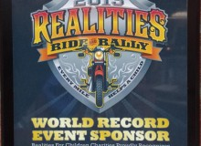 Largest motorcycle poker run